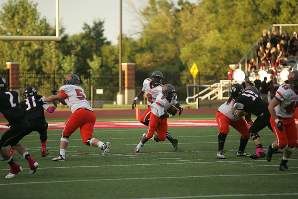 NHS at Yukon football 1