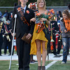 Norman High School Homecoming King and Queen Patrick Ahearn and Tana Stevens.<br /> Kyle Phillips/The Transcript