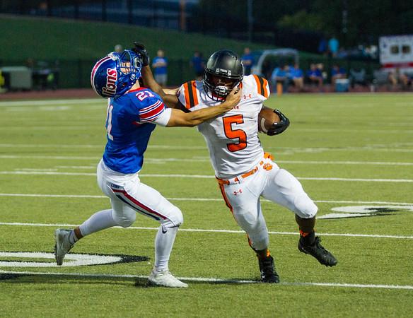 Norman High School vs Moore High School Football