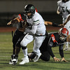 Norman North v Mustang football