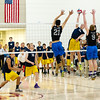 Boys Varsity Volleyball - MIAA D1 Boys State Final: Framingham defeated Needham 3-0 on June 15, 2016, at Concord Carlisle High School in Concord, Massachusetts.