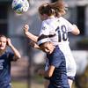 Needham Girls Varsity Soccer defeated Framingham 6-1 on September 16, 2015 at Needham High School in Needham, Massachusetts.