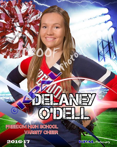 Delaney O'Dell-Poster