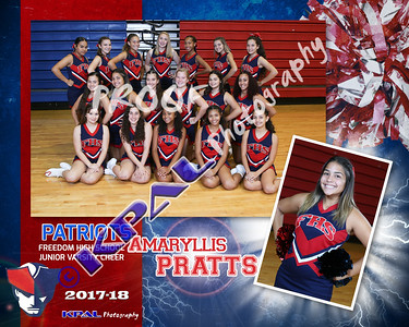 Amaryllis Pratts-Team Collage