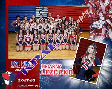 Breanna Lezcano-Team Collage