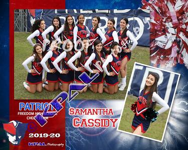 Cassidy, Samantha-Team Collage