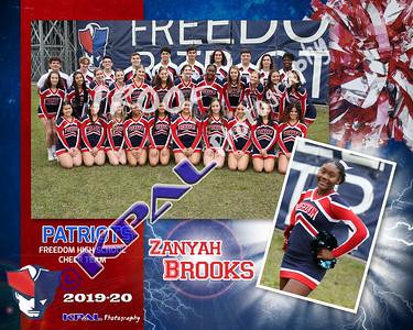 Brooks, Zanayah-Team Collage