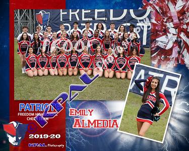 Almedia, Emily-Team Collage
