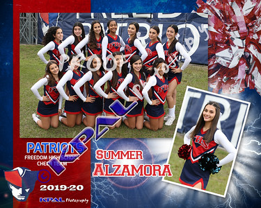 Alzamora, Summer-Team Collage