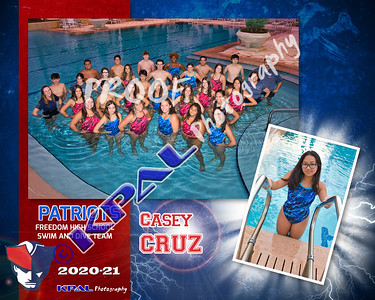 Casey Cruz Team Collage