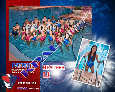 Heather Li Team Collage