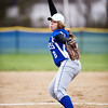 Varsity Softball: Fryeberg Academy defeated Kennebunk 12-2, on May 4, 2016, at Kennebunk High School in Kennebunk, Maine.
