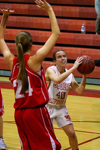 Judge Memorial WBB vs Park CIty 1-22-2013. Rachel Shubella (40)