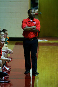Judge Memorial WBB vs Park CIty 1-22-2013. Coach Anthony Alford