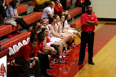 Judge Memorial WBB vs Park CIty 1-22-2013.
