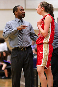 Judge Memorial WBB vs Juan Diego 1-29-2013. Coach Anthony Alford & Molly Connor (10)