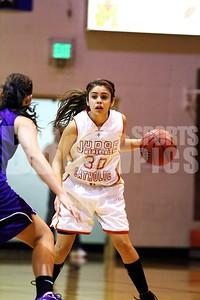 Judge Memorial WM Basketball vs Lehi • 11-26-2013    19
