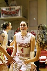Judge Memorial WM Basketball vs Lehi • 11-26-2013    2
