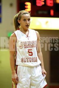 Judge Memorial WM Basketball vs Lehi • 11-26-2013    12