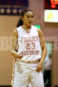 Judge Memorial WM Basketball vs Lehi • 11-26-2013    31