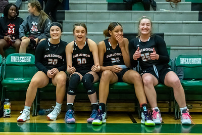 Abbey Storms, Abigayle Kendell, Teya Sidberry, Emily Malouf