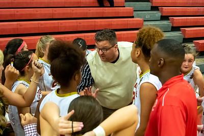 Judge Memorial Girls Basketball, Josh Pike