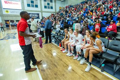 Judge Memorial Girls Basketball, Mia TarverAbbey Storms, Abigayle Kendell, Emily Malouf, Teya Sidberry