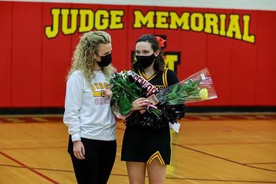 Judge Memorial Cheerleading