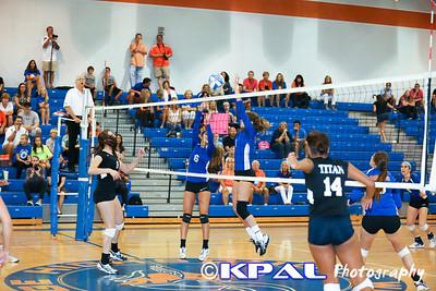 Girls Volleyball vs Olympia 2013-9