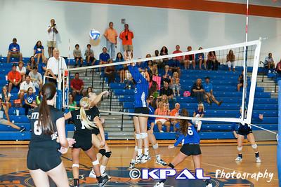 Girls Volleyball vs Olympia 2013-15