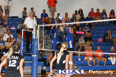 Girls Volleyball vs Olympia 2013-7