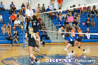 Girls Volleyball vs Olympia 2013-19