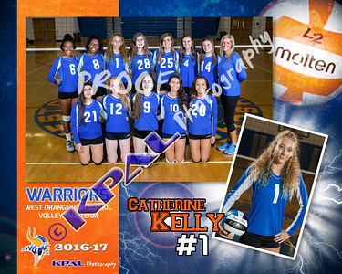 Catherine Kelly-Team Collage