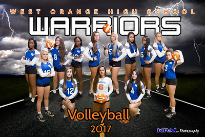 West Orange Volleyball