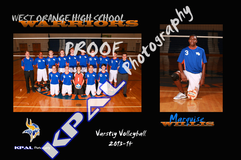 Marquise Willis Team Collage