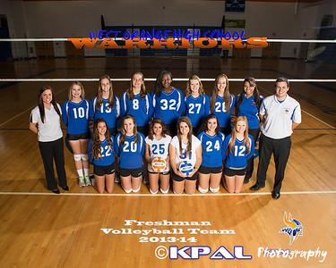 Freshman Team