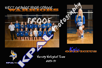 Kylie Opificius Team Collage