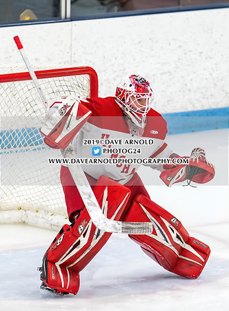 MIAA Division 1A: Hingham defeated Framingham on March 9, 2019 at the Chelmsford Forum in Chelmsford, Massachusetts.