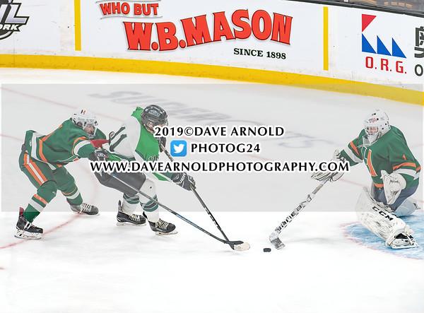 MIAA Division 3 State Championship: Wachusett defeated Hopkinton 3-1 on March 17, 2019 at TD Garden in Boston, Massachusetts.