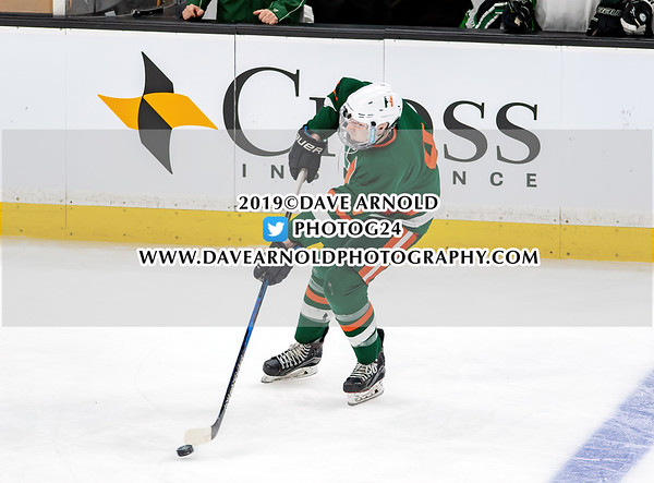 MIAA Division 3 State Championship: Wachusett defeated Hopkinton 3-1 on March 17, 2019 at TD Garden in Boston, Massachusetts.