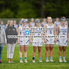 Girls Varsity Lacrosse: Kennebunk defeated Windham 8-7, in overtime, on May 30, 2019 at Kennebunk High School in Kennebunk, Maine.