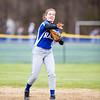 Varsity Softball: Fryeberg Academy defeated Kennebunk 12-2, on May 4, 2016, at Kennebunk High School in Kennebunk, Maine.