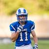Varsity Football: Kennebunk defeated Gorham 49-13 on September 9, 2016, at Kennebunk High School in Kennebunk, Maine.