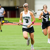 Westwood Girls Varsity Lacrosse defeated Longmeadow 9-7 to win the the MIAA D1 State Finals on June 14, 2014, at Boston University, in Boston, Massachusetts.