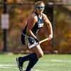 Varsity Field Hockey: MIAA D2 North Quarter Final - Lynnfield defeated Manchester-Essex 1-0 on November 3, 2019 at Manchester-Essex Regional High School in Manchester, Massachusetts.