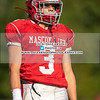 Varsity Football: Masconomet defeated Malden Catholic 16-0 on September 20, 2019 at Masconomet Regional High School in Boxford, Massachusetts.