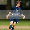 Boys Varsity Soccer: Matignon defeated Arlington Catholic 4-0 on October 23, 2017 at Matignon High School in Cambridge, Massachusetts.