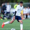 Boys Varsity Soccer: Medford defeated Salem 8-0 on October 4, 2016, at Medford High School in Medford, Massachusetts.