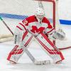 Boys Varsity Hockey: Melrose defeated Masconomet 4-3 on February 20, 2020 at Stoneham Arena in Stoneham, Massachusetts.