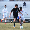 Piedmont Charter traveled to Cherryville Monday for a Southern Piedmont Conference soccer match. The Ironmen defeated the Patriots 1-0. Brian Mayhew / Special to the Gaston Gazette